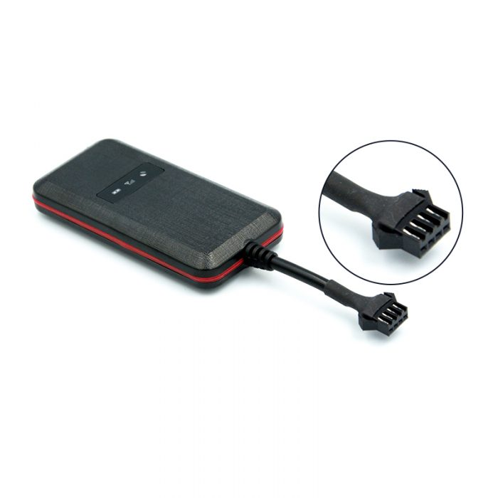 S116-Wired 4G LTE Car GPS Tracker