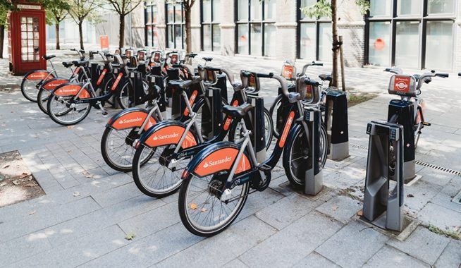 How To Manage Shared Bikes Effiecently?